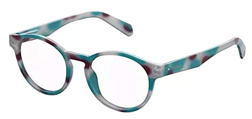 Lesebrille POLAROID PLD 0021/R READING GLASSES +2.50 Blau (Jbw Blue Havana) von Polaroid