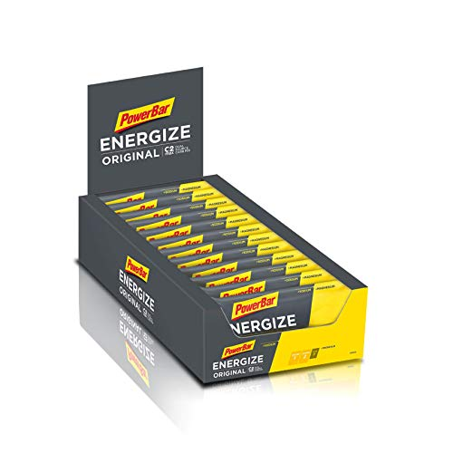 Powerbar Energize Bar 25 x 55g Riegel Mix-Box von Powerbar
