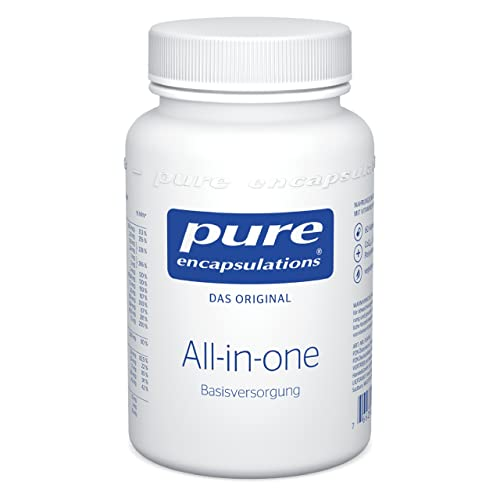 Pure Encapsulations - All-in-one - Umfassendes Multivitamin für jeden Tag - 60 vegetarische Kapseln von Pure Encapsulations
