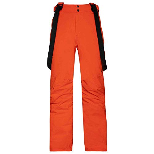 Protest Herren Miikka Snowpants Hose, orange, L/SL von Protest