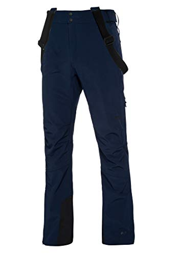 Protest Herren Skihose 10K wasserdichte und atmungsaktive Hollow 19 Ground Blue S von Protest