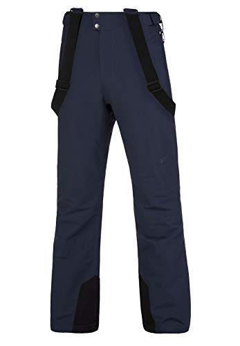 Protest Herren Skihose OWENY Ground Blue XS von Protest