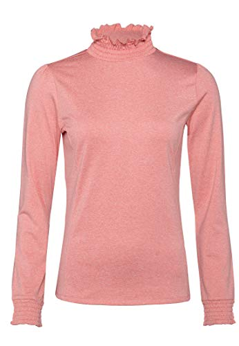 Protest Damen Sweatshirt Zoom Think Pink L/40 von Protest