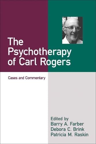 The Psychotherapy of Carl Rogers: Cases and Commentary: Cases & Commentary von GUILFORD PUBN