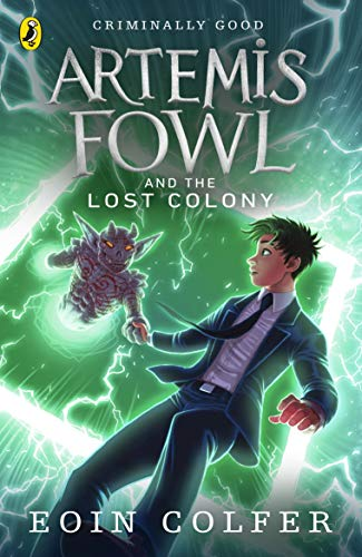 Artemis Fowl and the Lost Colony von imusti