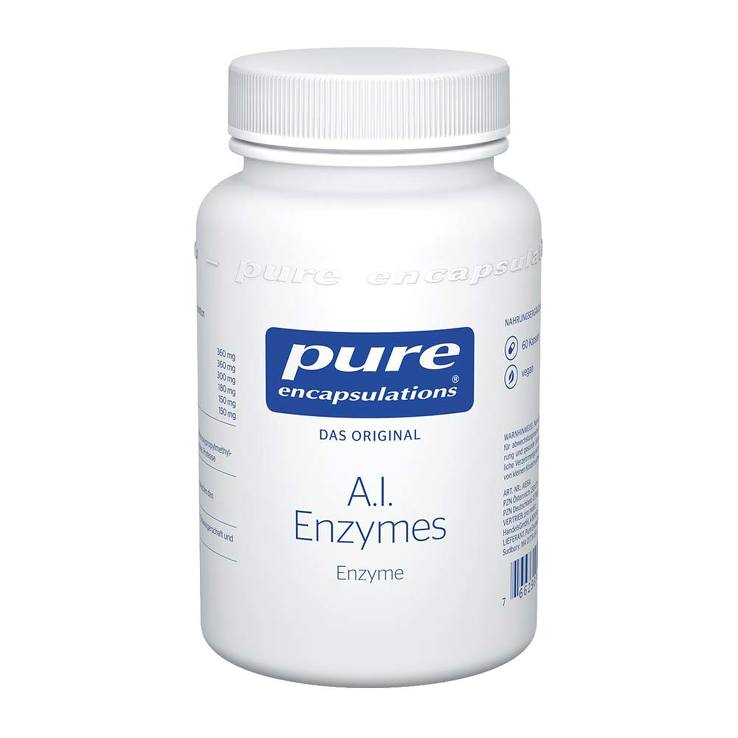Pure Encapsulations A.I. Enzymes Kapseln von Pure Encapsulations