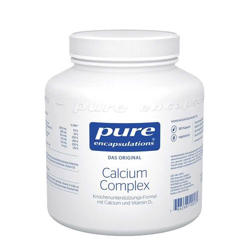 Pure Encapsulations Calcium Complex Kapseln von Pure Encapsulations