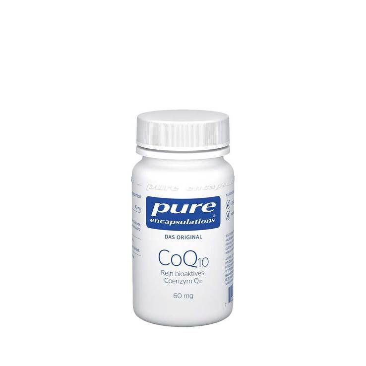 Pure Encapsulations CoQ10 60 mg Kapseln von Pure Encapsulations