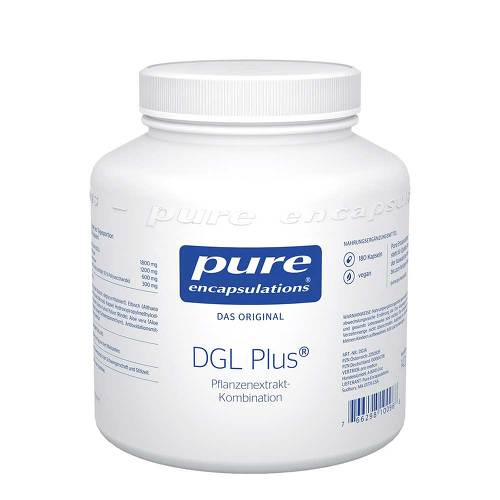 Pure Encapsulations DGL Plus Kapseln von Pure Encapsulations