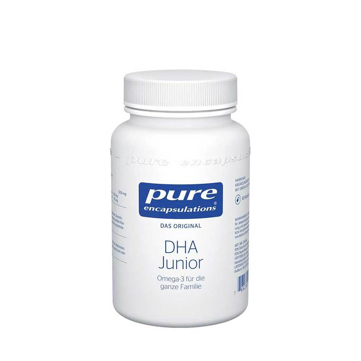 Pure Encapsulations DHA Junior Kapseln von Pure Encapsulations