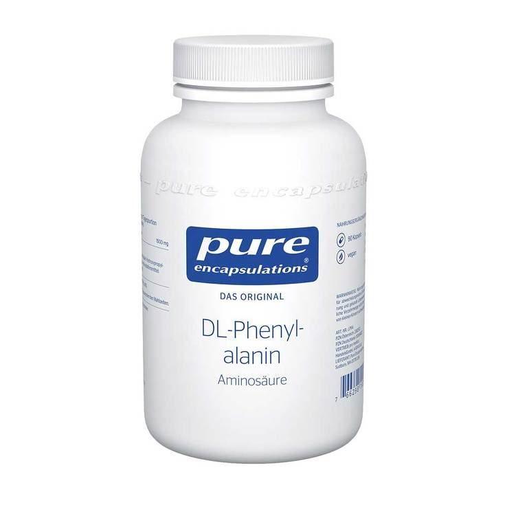 Pure Encapsulations DL-Phenylalanin Kapseln von Pure Encapsulations
