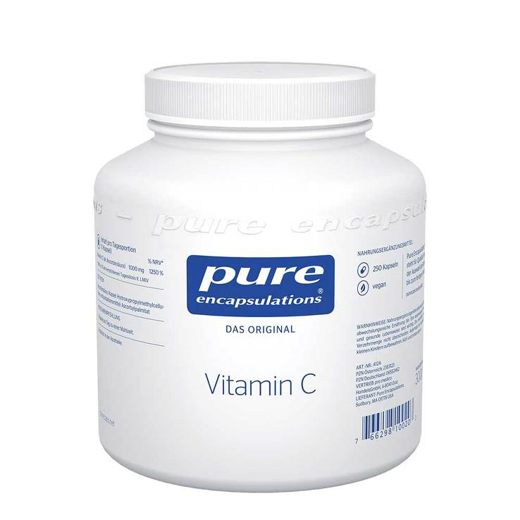 Pure Encapsulations Vitamin C Kapseln von Pure Encapsulations