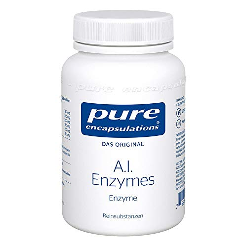 Pure Encapsulations A.I. Enzymes Kapseln von pro medico GmbH
