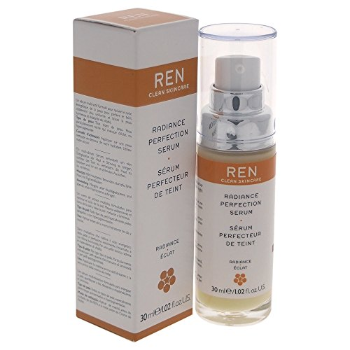 REN Skincare Radiante Perfection Gesichtsserum, 30ml von REN Clean Skincare