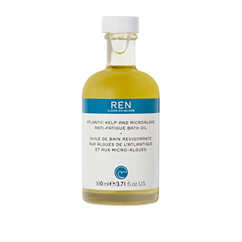 REN Atlantic Kelp And Magnesium Bath Oil, 110 ml von REN