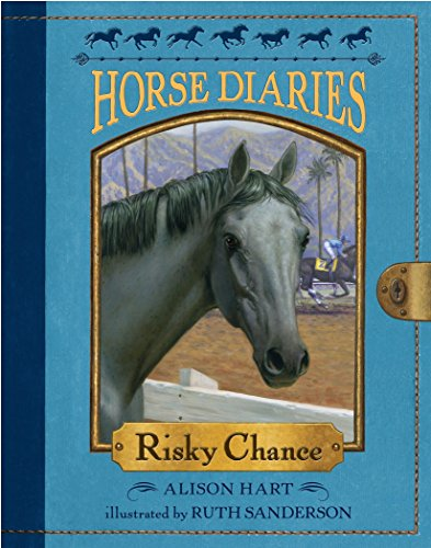 Horse Diaries #7: Risky Chance von Random House Books for Young Readers