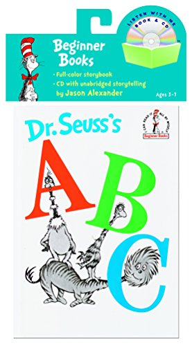 Dr. Seuss's ABC Book & CD (Dr. Seuss: Beginner Books) von Random House