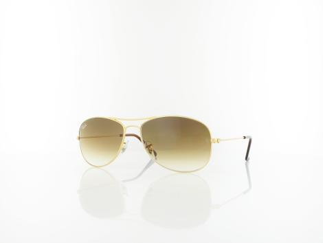 Ray Ban Cockpit RB3362 001/51 56 arista / crystal brown gradient von Ray Ban