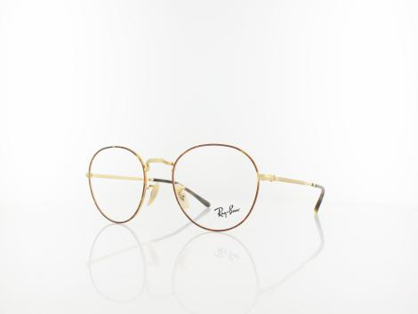 Ray Ban RX3582V 2945 51 gold on top havana von Ray Ban
