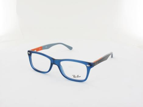Ray Ban RX5228 5547 50 blue von Ray Ban