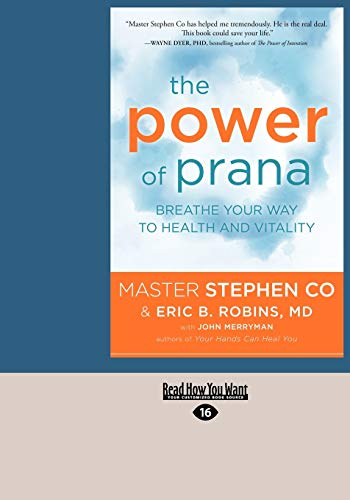 The Power of Prana: Breathe Your Way to Health and Vitality von ReadHowYouWant