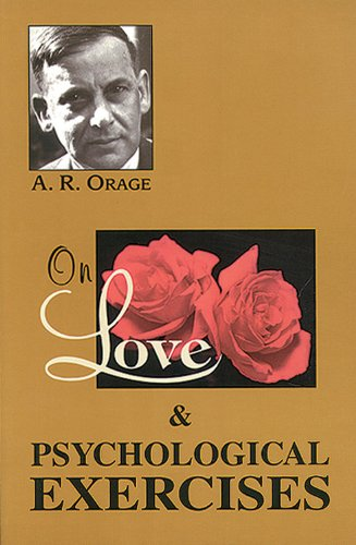 On Love & Psychological Exercises: Two Books in One Volume von RED WHEEL/WEISER
