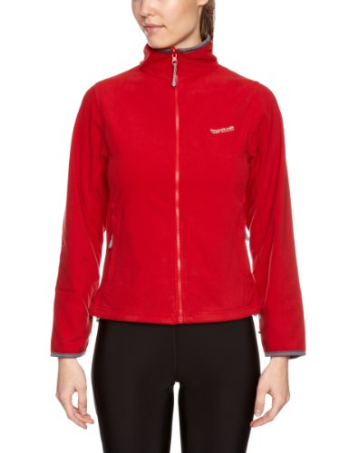 Regatta Yasmine, Fleecejacke, Red Gr 36 von Regatta