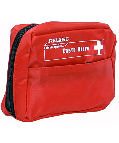 Relags Standard Erste-Hilfe-Set, Rot, One Size von Relags