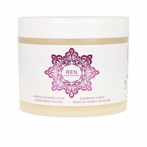 MOROCCAN ROSE OTTO sugar body polish 330 ml von Ren Clean Skincare