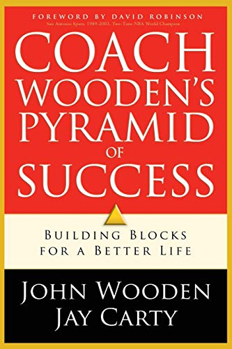 Coach Wooden's Pyramid of Success von Revell