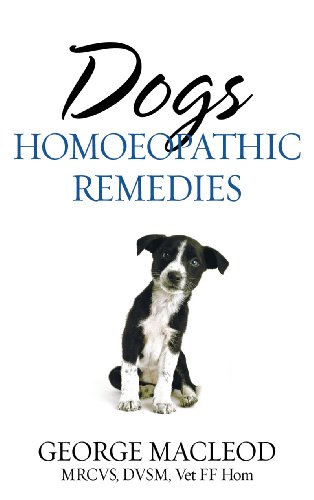 Dogs: Homoeopathic Remedies von Rider