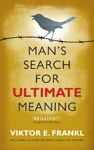 Man's Search for Ultimate Meaning von Rider