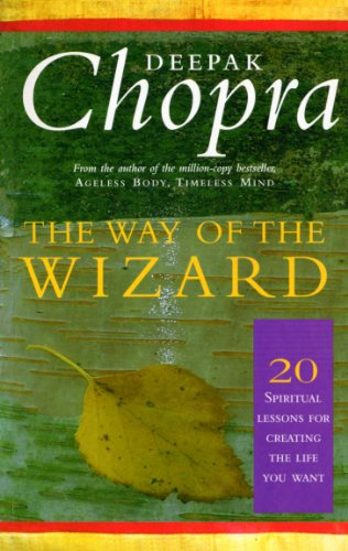 The Way Of The Wizard: 20 Lessons for Living a Magical Life von Rider