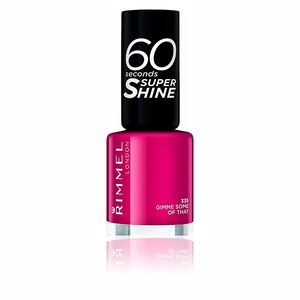 60 SECONDS super shine #335-gimme some of that von Rimmel London