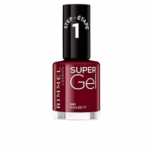 KATE SUPER GEL nail polish #091-nailed it von Rimmel London