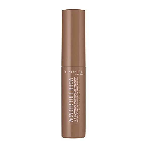 Rimmel Wonderfull Brow Augenbrauengel, 1 Light, 4.5 ml von Rimmel