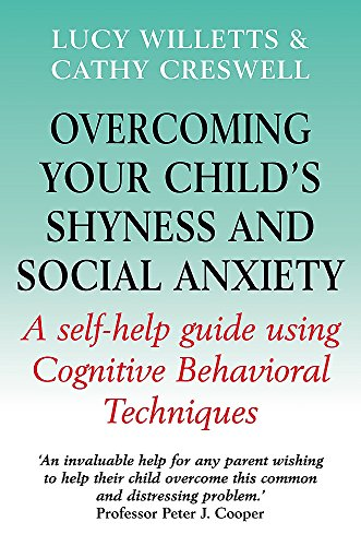 Overcoming Your Child's Shyness and Social Anxiety (Overcoming Books) von Robinson