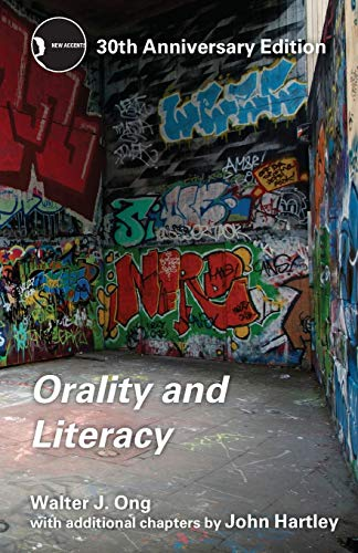 Orality and Literacy (New Accents) von Taylor & Francis Ltd