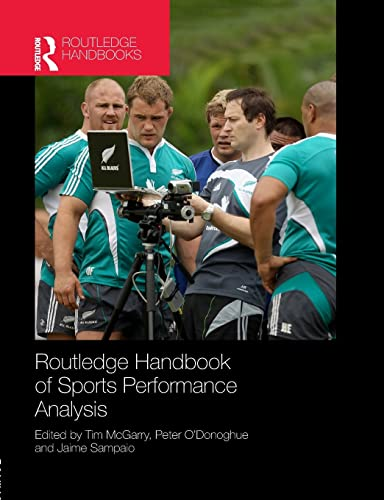 Routledge Handbook of Sports Performance Analysis (Routledge International Handbooks) von Routledge