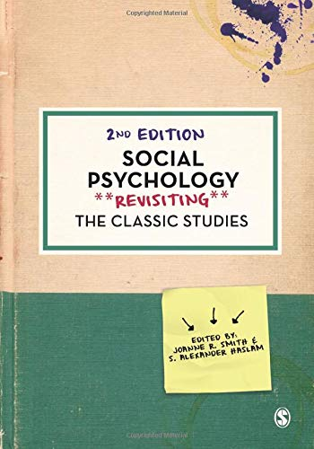 Social Psychology (Psychology: Revisiting the Classic Studies) von SAGE Publications Ltd