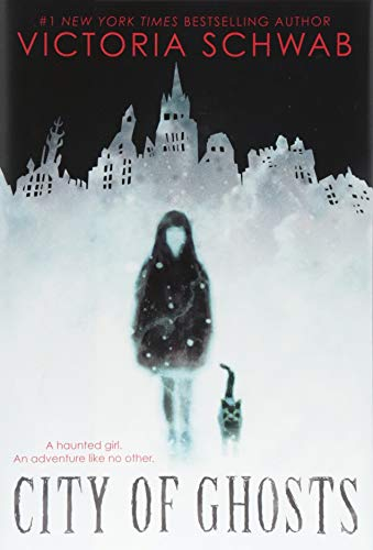 City of Ghosts von SCHOLASTIC