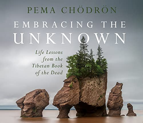 Embracing the Unknown: Life Lessons from the Tibetan Book of the Dead von SOUNDS TRUE INC