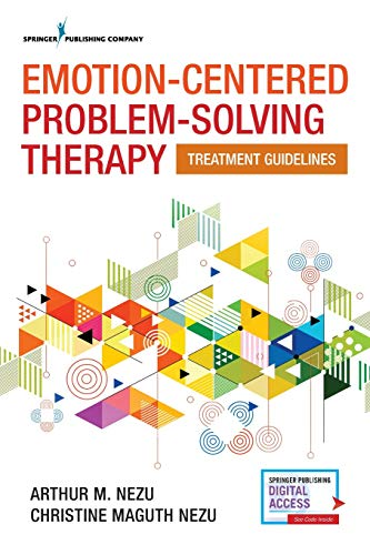Emotion-Centered Problem-Solving Therapy: Treatment Guidelines von SPRINGER PUB