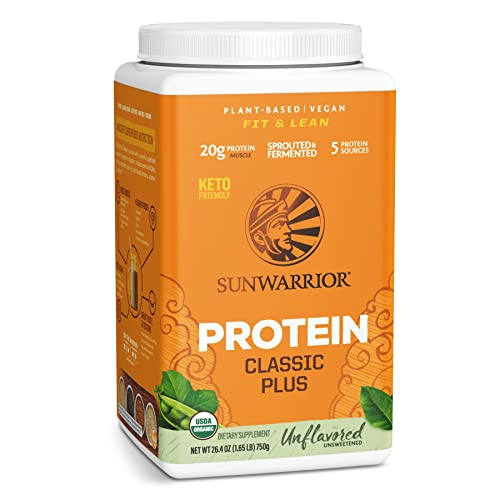 Sunwarrior Classic Plus Natural, 750 g von SUNWARRIOR
