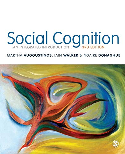 Social Cognition von SAGE Publications Ltd