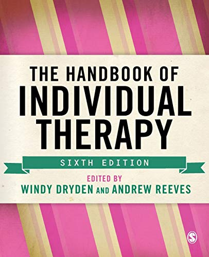 The Handbook of Individual Therapy von SAGE Publications Ltd