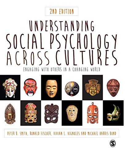 Understanding Social Psychology Across Cultures von SAGE Publications Ltd