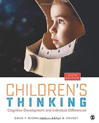 Children's Thinking: Cognitive Development and Individual Differences von SAGE PUBN
