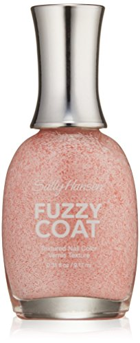 SALLY HANSEN Fuzzy Coat Special Effect Textured Nail Color - Wool Lite von Sally Hansen