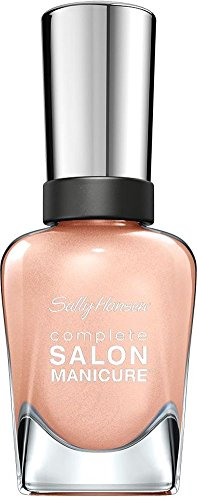 Sally Hansen Complete Salon Manicure Nagellack Nr. 210 Naked Ambition, 1er Pack (1 x 15 ml) von Sally Hansen